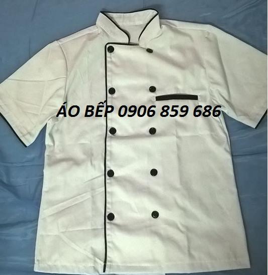 Áo bếp hàng có sẵn 02