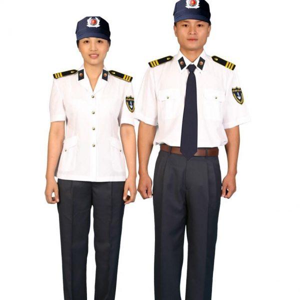 Quần áo bảo vệ may theo yêu cầu tv01