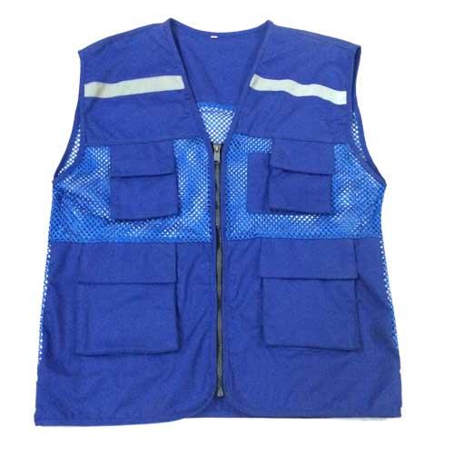Áo ghile có sẵn màu xanh
