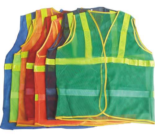Áo lưới phản quang công nhân, công trình xây dựng