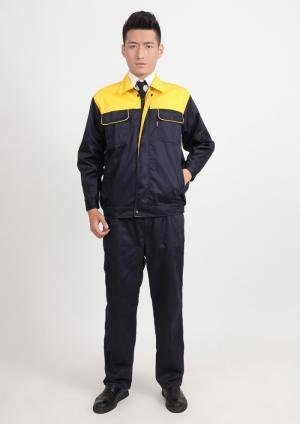 Quần áo công nhân may theo yêu cầu 07