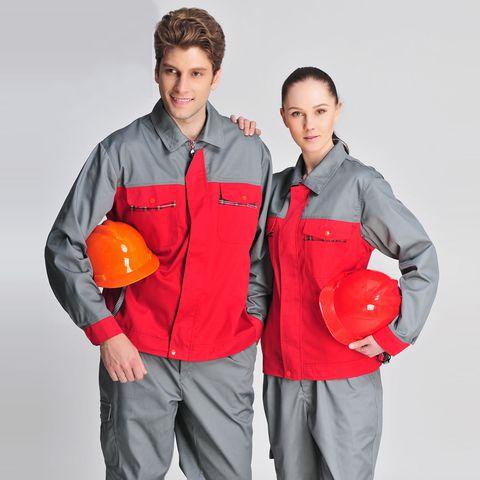 Quần áo công nhân may theo yêu cầu 05