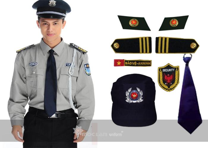 Áo Bảo Vệ Màu Xám Tay Dài (hàng cao cấp)