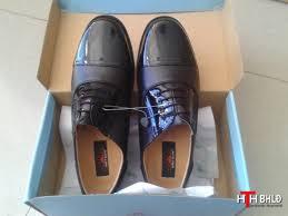 Giày bảo vệ, giầy sĩ quan chất da thật Hàng có sẵn