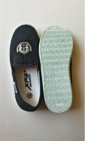 Giày vải XP màu xanh đen
