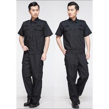 Quần áo bảo vệ vệ sỹ màu đen giá tốt nhất