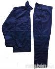 Quần áo bảo hộ vải kaki liên doanh hàn quốc các màu