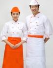 Áo bếp may theo yêu cầu 02