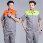 Quần áo công nhân may theo yêu cầu 01
