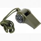 còi trang bị cho bảo vệ