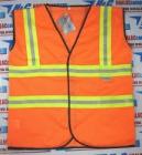 áo phản quang lưới màu cam cho công nhân môi trường, cơ khí, xây dựng giá tốt nhất!!!