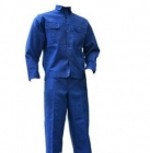 Quần áo công nhân dài tay may sẵn 04