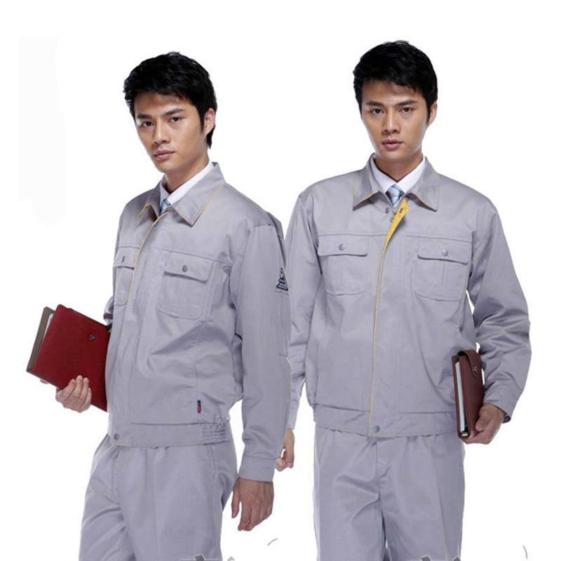 Quần áo công nhân may theo yêu cầu 08
